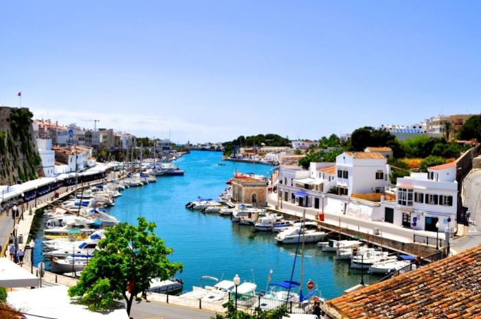 îles Baléares Minorque
