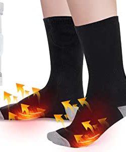 Chaussettes chauffantes