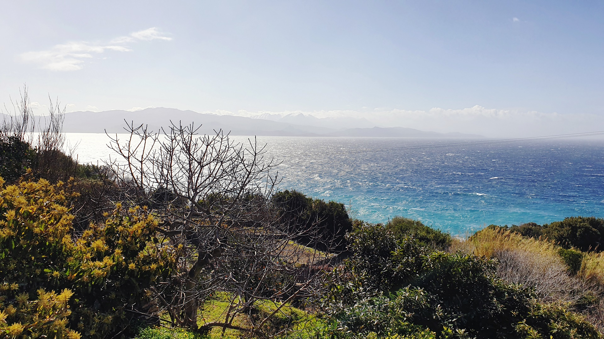 sejour randonnee dans le Cap Corse